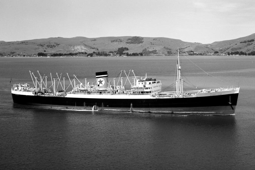Photos General cargo avant 1940 (Plus 3000gt) 25 Sydney11
