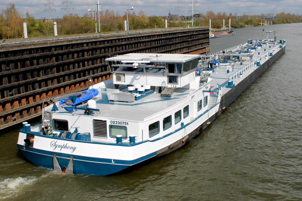 Photos de navires Luxembourgeois Armateur enre Belgique N/S Sympho10