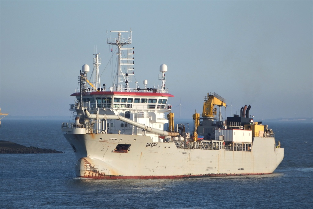Photos de navires Luxembourgeois Armateur enre Belgique T-Z Taccol10
