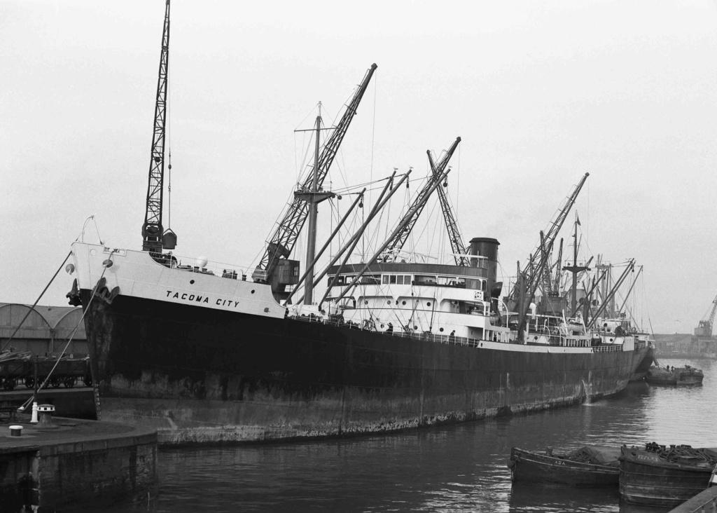 Photos General cargo avant 1940 (Plus 3000gt) 5  Tacoma11