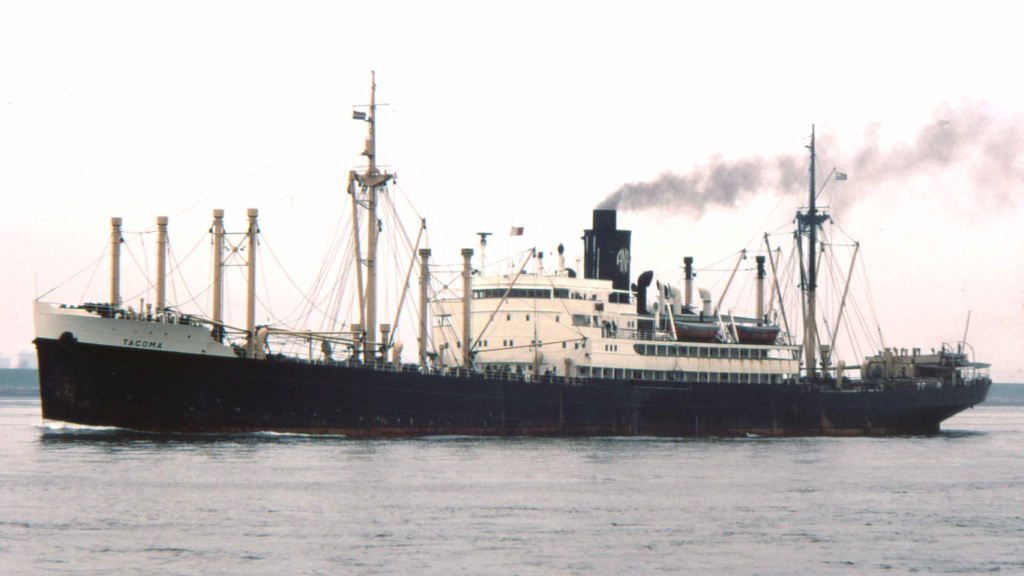 Photos General cargo avant 1940 (Plus 3000gt) 9 Tacoma13