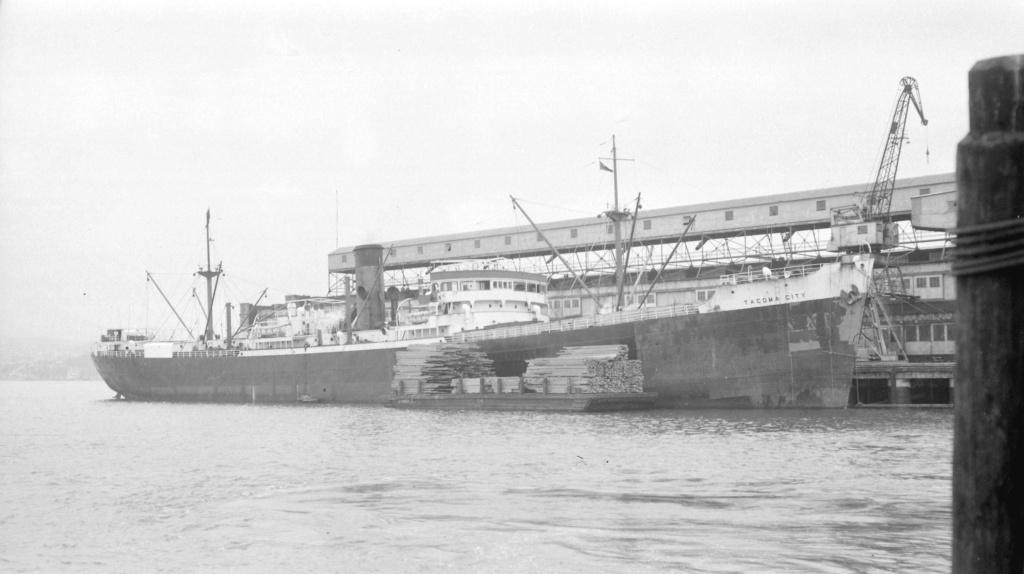 Photos General cargo avant 1940 (Plus 3000gt) 11 Tacoma14