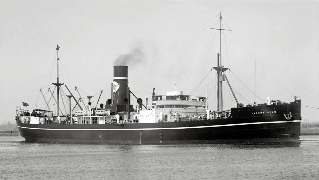 Photos General cargo avant 1940 (Plus 3000gt) 25 Tacoma18