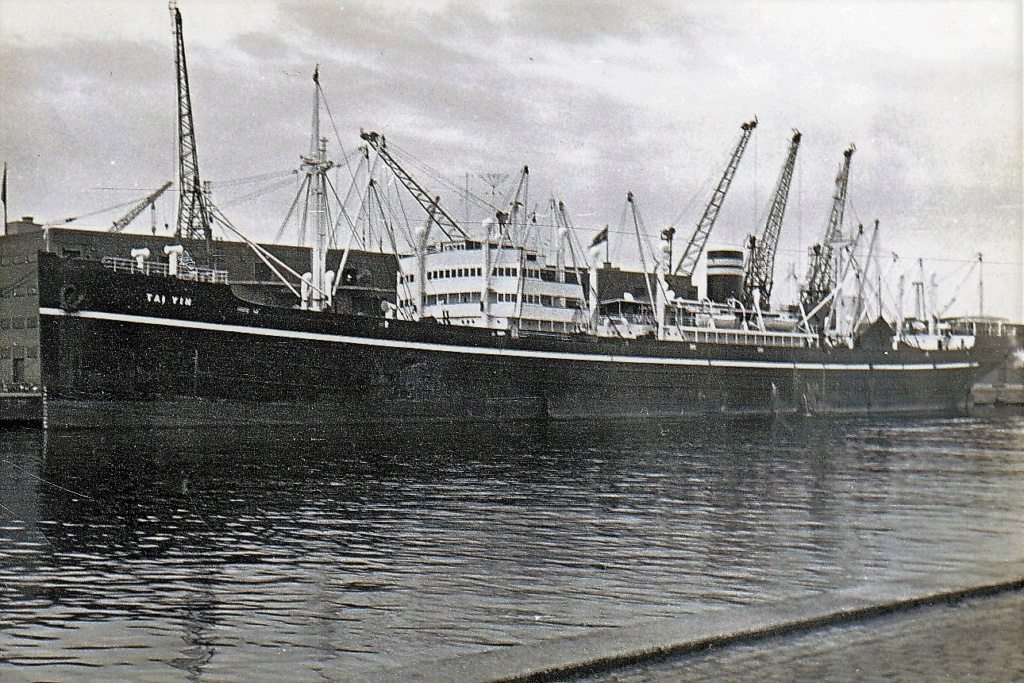 Photos General cargo avant 1940 (Plus 3000gt) 5  Tai_yi10