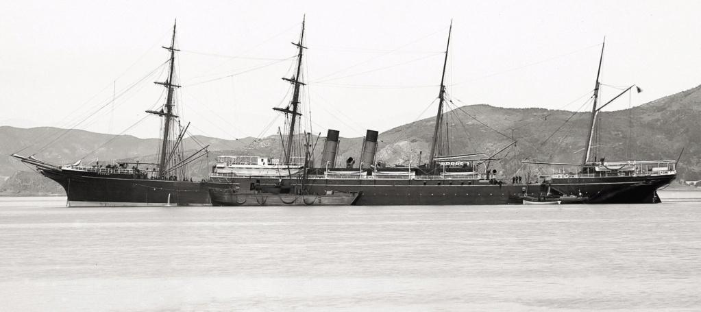 Photos General cargo avant 1940 (Plus 3000gt) 25 Tainui10