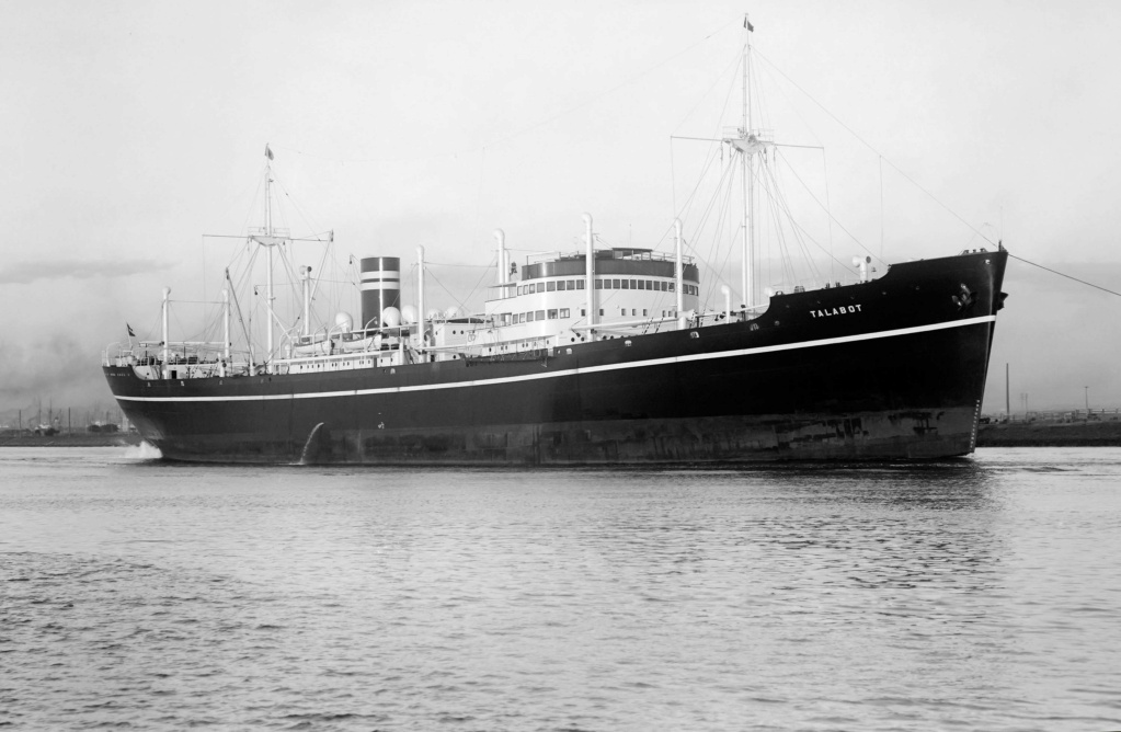 Photos General cargo avant 1940 (Plus 3000gt) 15 Talabo10