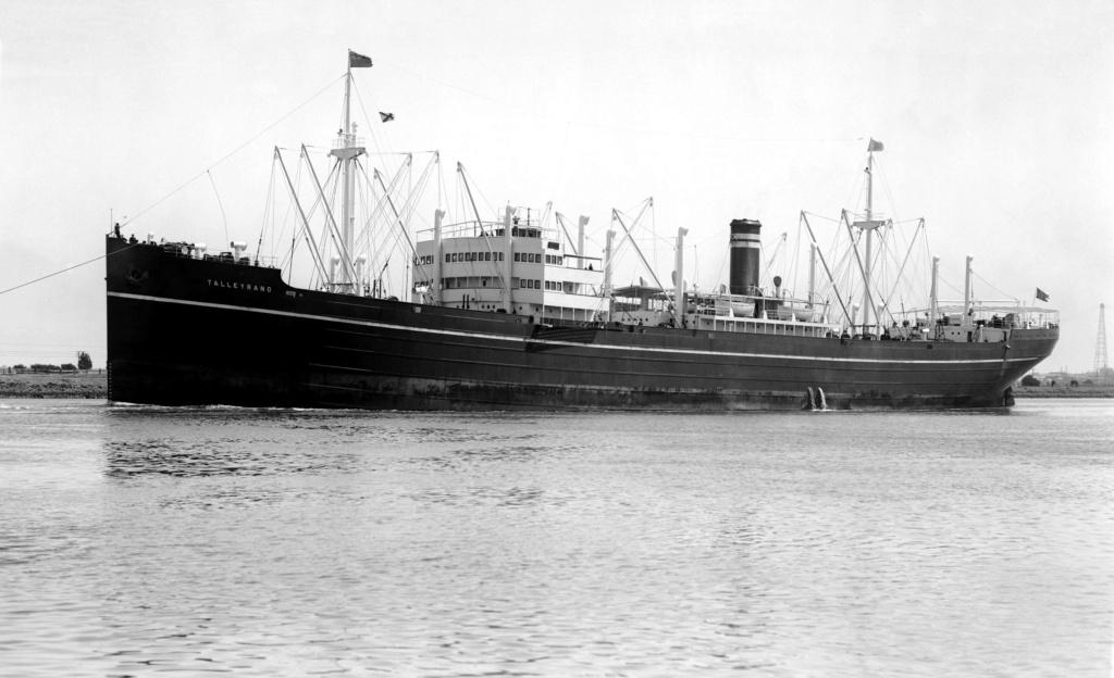 Photos General cargo avant 1940 (Plus 3000gt) 15 Talley10