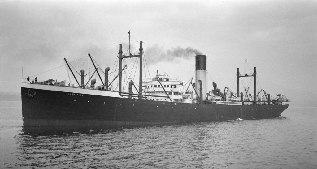 Photos General cargo avant 1940 (Plus 3000gt) 17 Talthy10