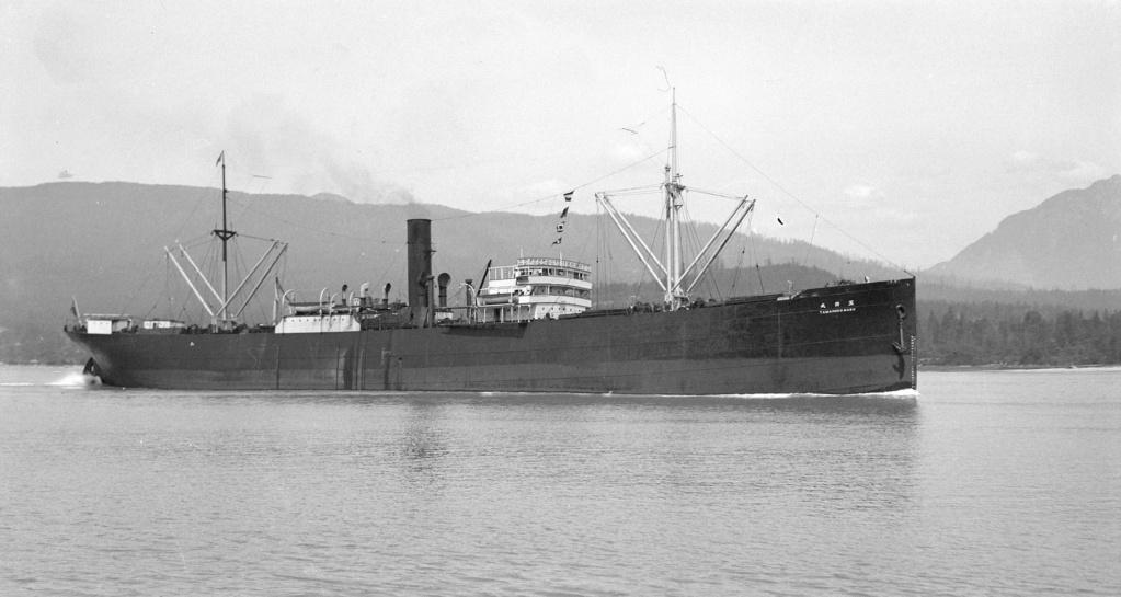 Photos General cargo avant 1940 (Plus 3000gt) 16 Tamamo10