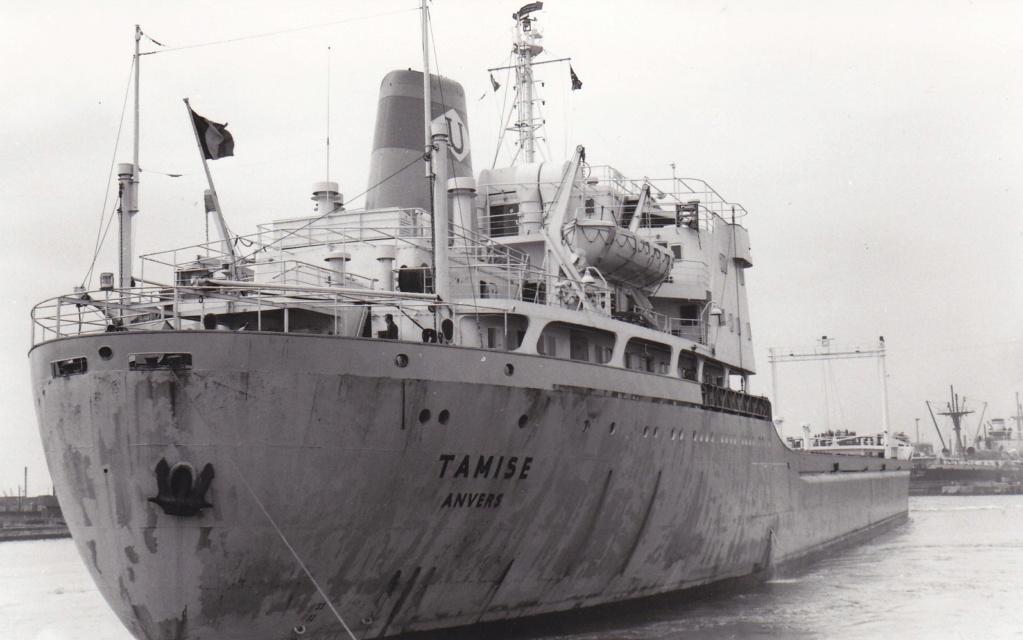 Photos Navires du monde construit entre 1950-1960 (5) Tamise10