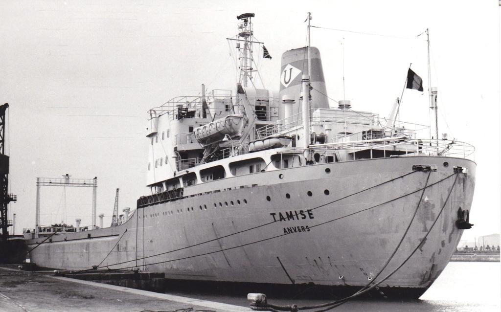 Photos Navires du monde construit entre 1950-1960 (5) Tamise11
