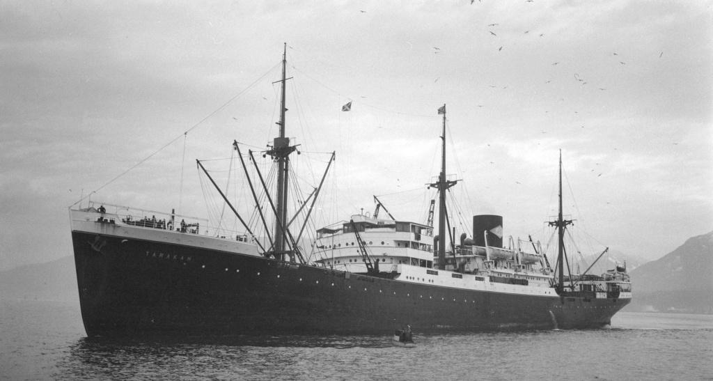 Photos General cargo avant 1940 (Plus 3000gt) 9 Taraka10