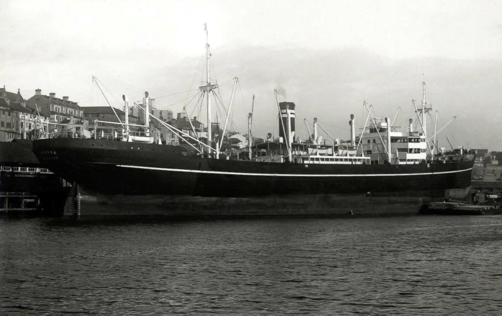 Photos General cargo avant 1940 (Plus 3000gt) 17 Tarong10