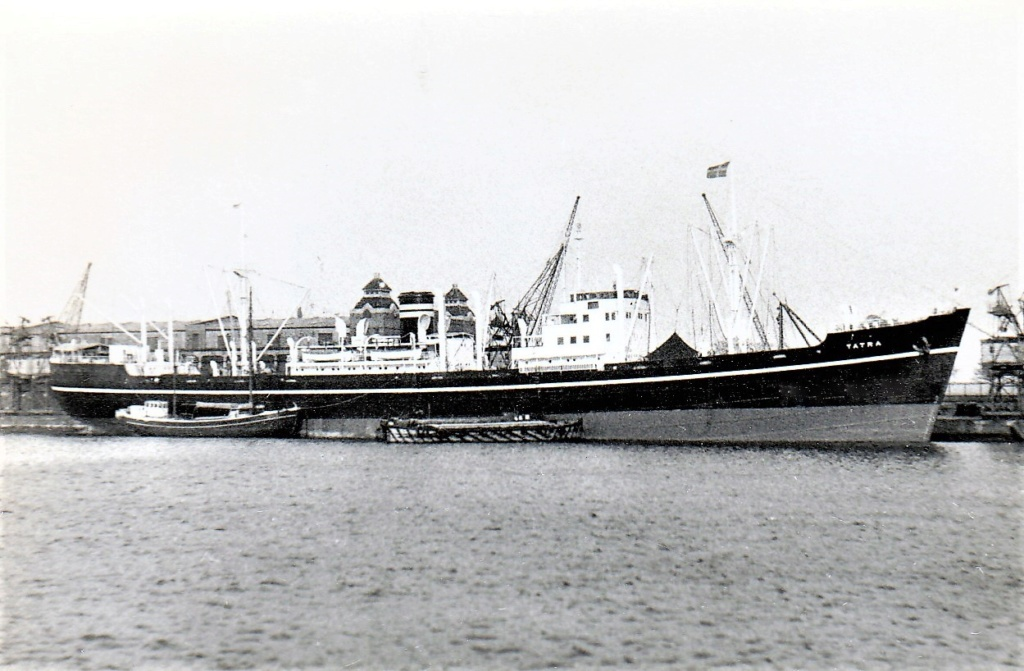Photos General cargo avant 1940 (Plus 3000gt) 5  Tatra_10