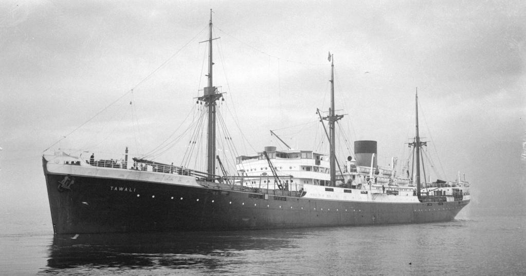 Photos General cargo avant 1940 (Plus 3000gt) 9 Tawali10