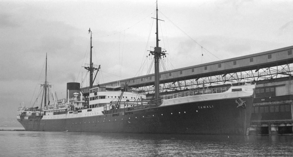 Photos General cargo avant 1940 (Plus 3000gt) 13 Tawali12