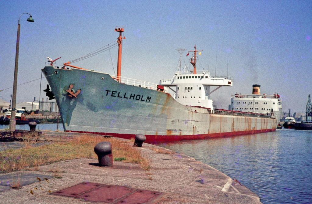 Photos Navires du monde construit entre 1950-1960 (4) Tellho10