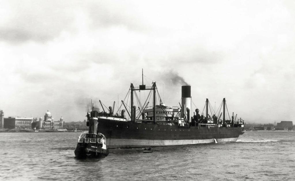 Photos General cargo avant 1940 (Plus 3000gt) 25 Teucer10