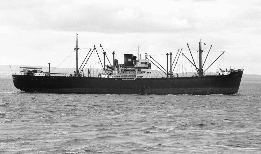 Photos General cargo avant 1940 (Plus 3000gt) 9 Thalas11