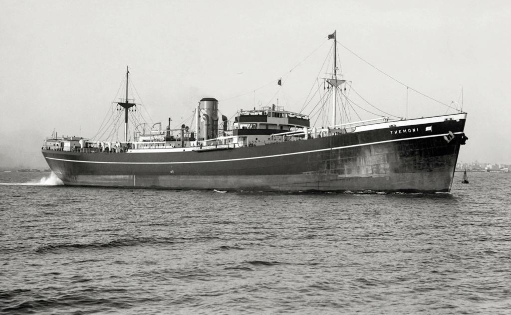 Photos General cargo avant 1940 (Plus 3000gt) 16 Themon10