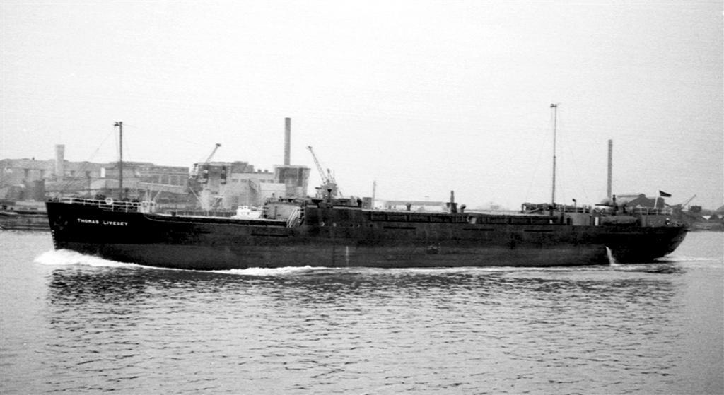 Photos Navires du monde construit entre 1950-1960 (7) Thomas10