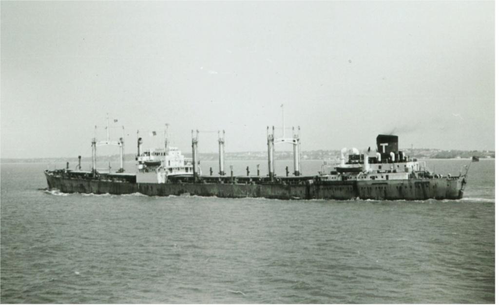 Photos Navires du monde construit entre 1950-1960 (6) Tien_h10