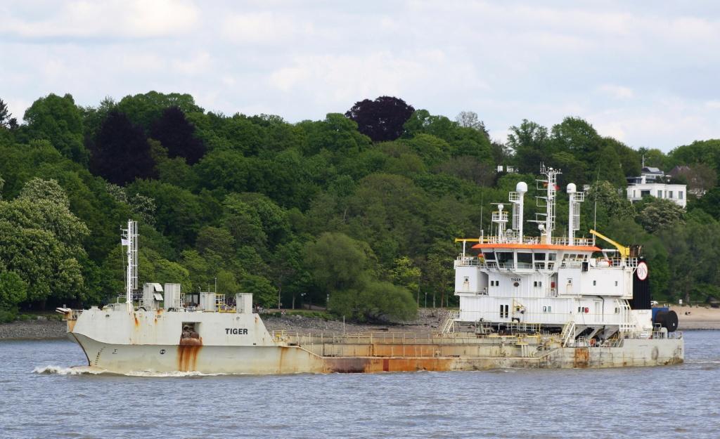 Photos de navires Luxembourgeois Armateur enre Belgique T-Z Tiger_10