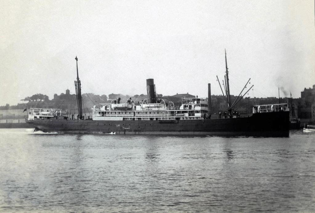 Photos General cargo avant 1940 (Plus 3000gt) 13 Tofua10