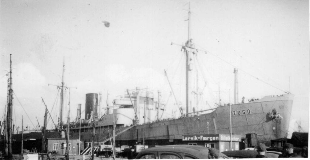 Photos General cargo avant 1940 (Plus 3000gt) 25 Togo_i11