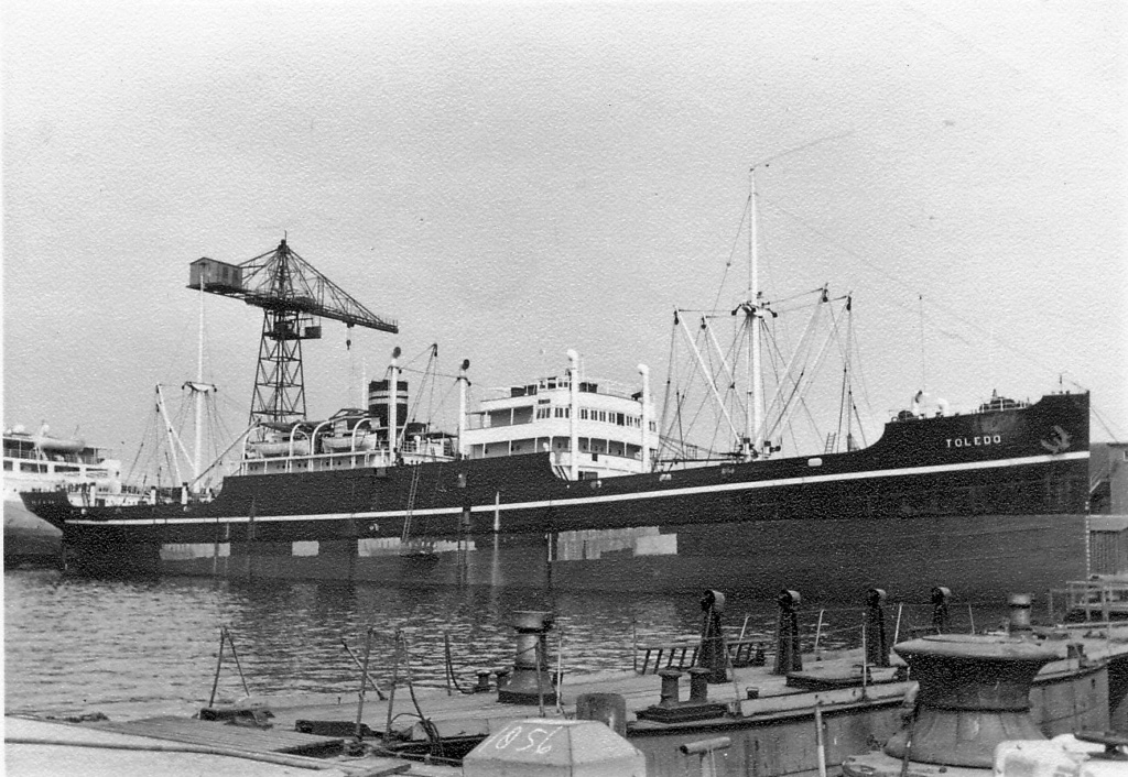 Photos General cargo avant 1940 (Plus 3000gt) 5  Toledo10