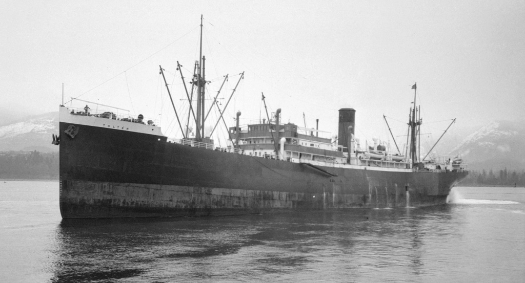 Photos General cargo avant 1940 (Plus 3000gt) 11 Tolten10
