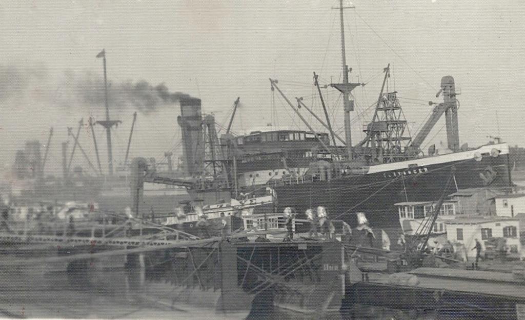 Photos General cargo avant 1940 (Plus 3000gt) 11 Torvan10