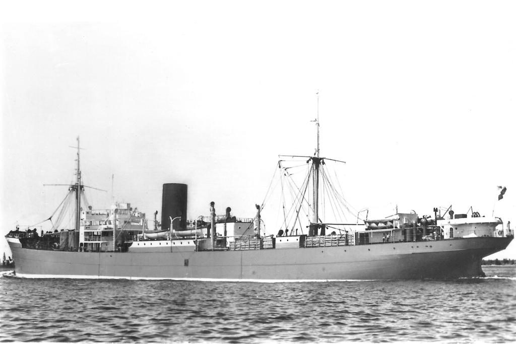 Photos General cargo avant 1940 (Plus 3000gt) 9 Tosari11