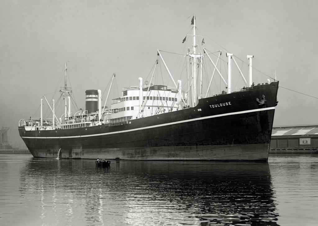 Photos General cargo avant 1940 (Plus 3000gt) 20 Toulou10