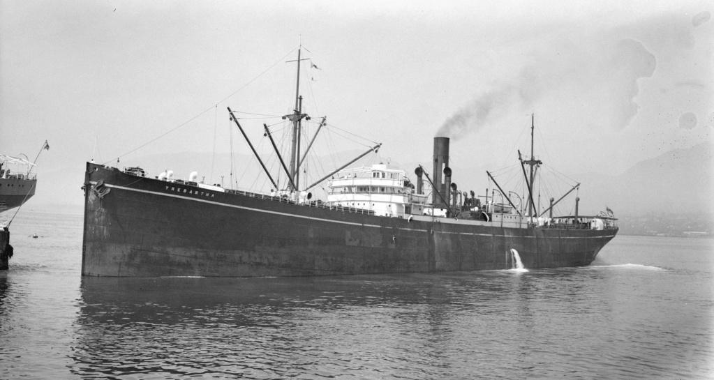Photos General cargo avant 1940 (Plus 3000gt) 7  Trebar10