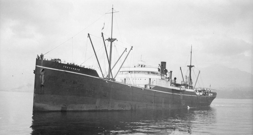 Photos General cargo avant 1940 (Plus 3000gt) 9 Trever10