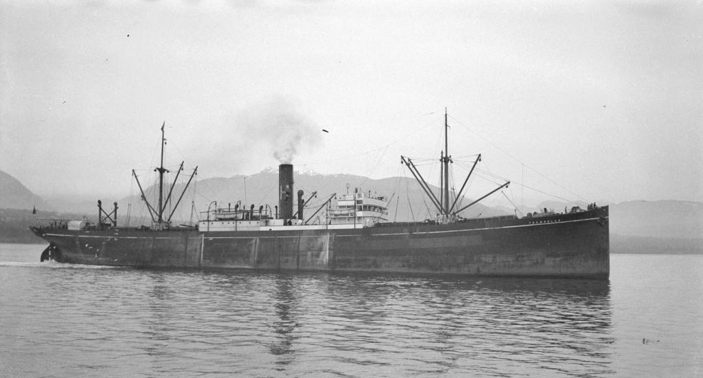 Photos General cargo avant 1940 (Plus 3000gt) 9 Trewor10