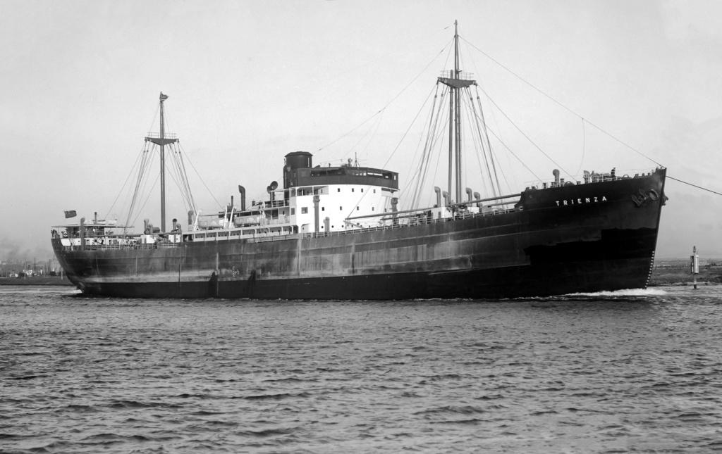 Photos General cargo avant 1940 (Plus 3000gt) 11 Trienz10