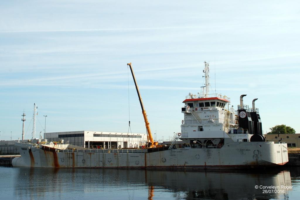 Photos de navires Luxembourgeois Armateur enre Belgique T-Z Trinid10