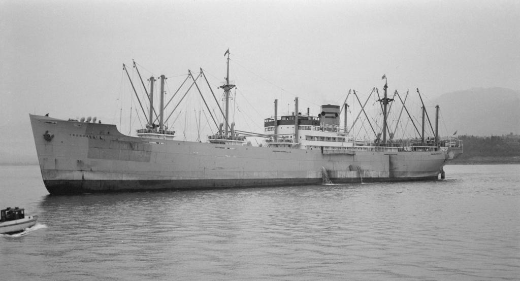 Photos General cargo avant 1940 (Plus 3000gt) 17 Tronda11