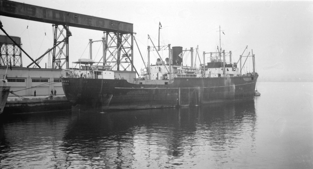 Photos General cargo avant 1940 (Plus 3000gt) 15 Tureby10