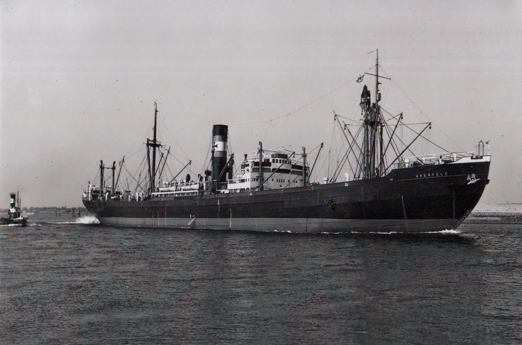 Photos General cargo avant 1940 (Plus 3000gt) 9 Uhenfe10