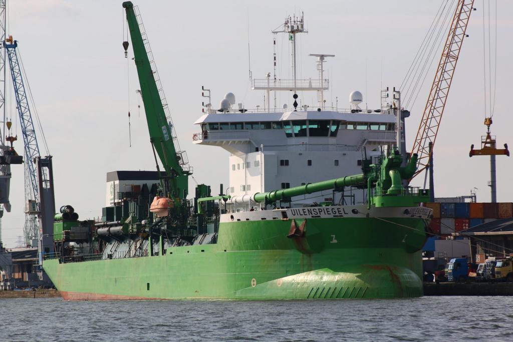 Photos des Navires Belge de la marchande,Fluviale et Pêche 3 Uilens10