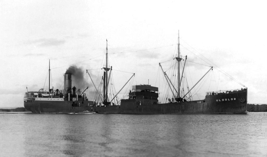 Photos General cargo avant 1940 (Plus 3000gt) 11 Uloolo10