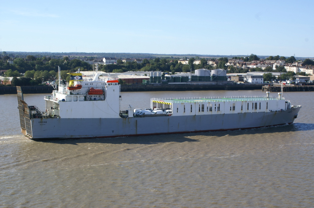 Photos de navires Luxembourgeois Armateur enre Belgique T-Z Undine10