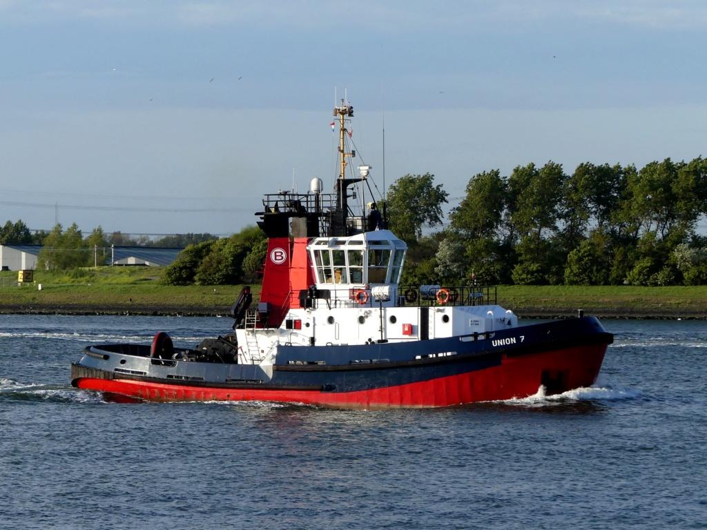 Photos des Navires Belge de la marchande,Fluviale et Pêche 3 Union_12