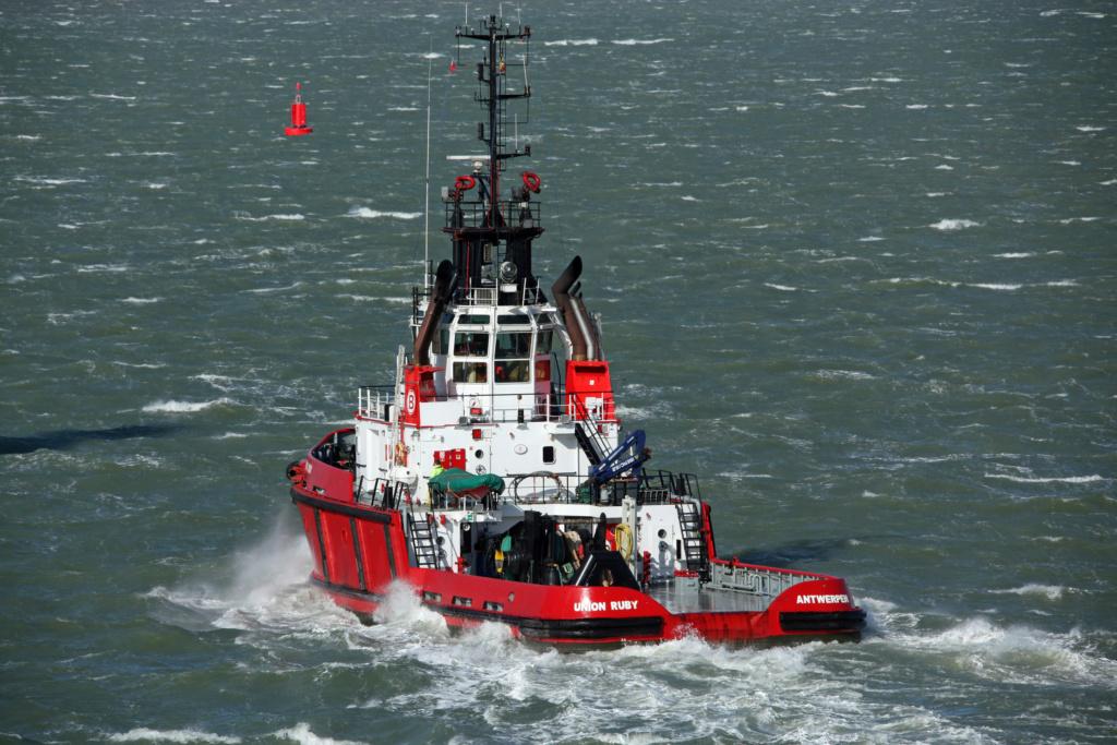 Photos des Navires Belge de la marchande,Fluviale et Pêche 3 Union_13