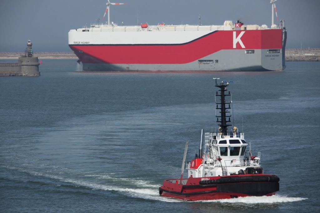 Photos des Navires Belge de la marchande,Fluviale et Pêche 3 Union_14