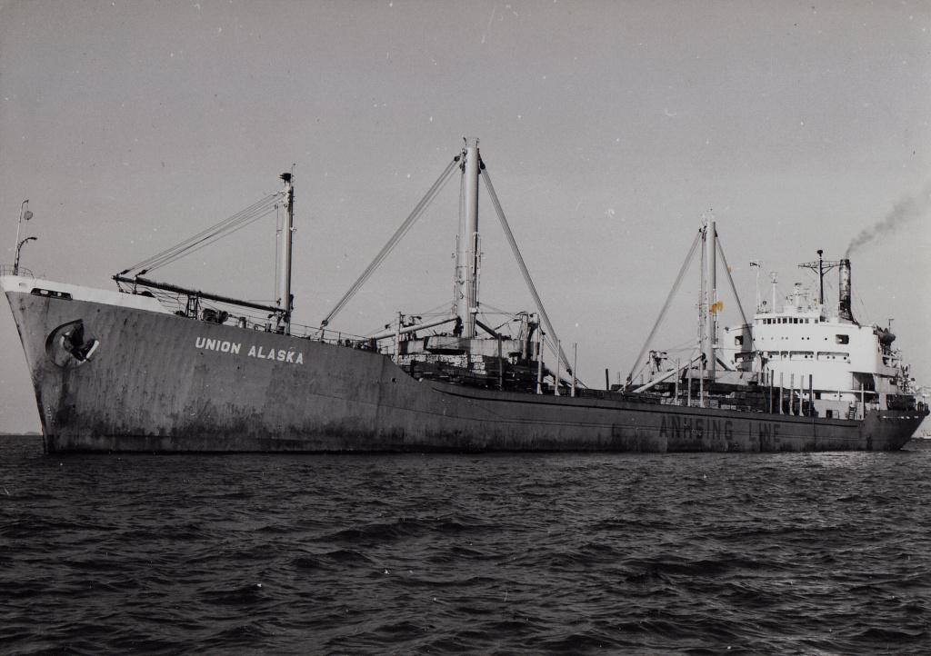 Photos Navires du monde construit entre 1950-1960 (2) Union_15