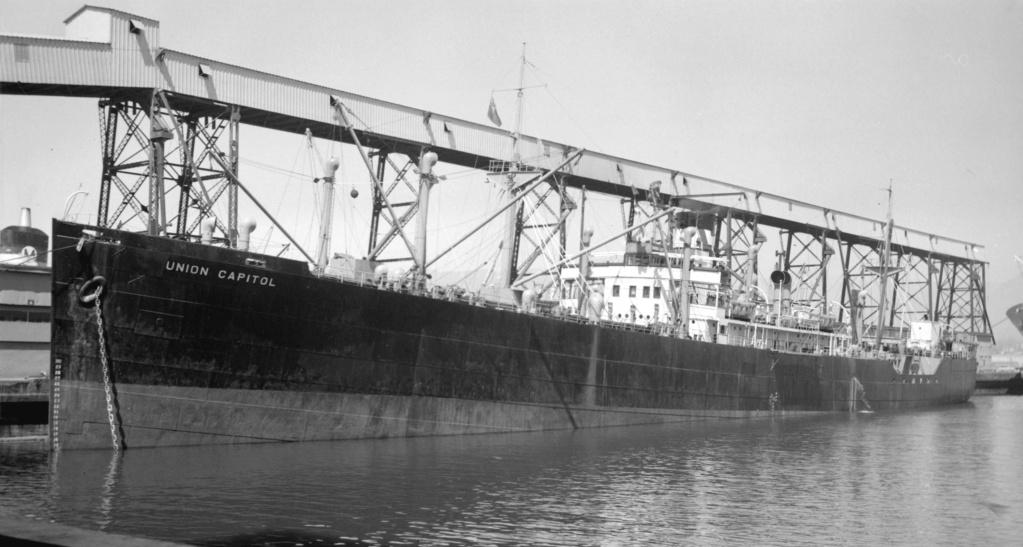 Photos General cargo avant 1940 (Plus 3000gt) 15 Union_16